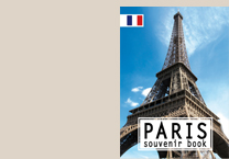 Paris Souvenir Book